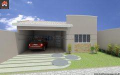 Casa 1 Quarto  –  133.12m²