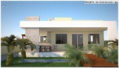 Casa 1 Quarto  –  104.6m²