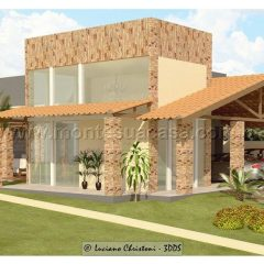 Casa 2 Quartos  – 207.92m²