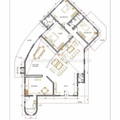 Casa 3 Quartos  –  211.11m²