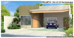 Casa 3 Quartos  –  127.87m²