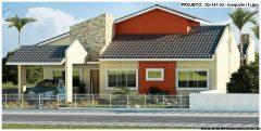 Casa 3 Quartos  –  147.02m²