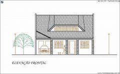 Casa 3 Quartos  –  151.39m²