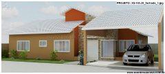 Casa 3 Quartos  –  165.28m²