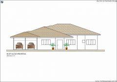 Casa 3 Quartos  –  191.22m²