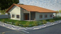 Casa 3 Quartos  –  290.87m²