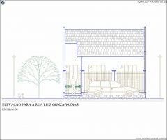 Casa 3 Quartos  –  60.22m²