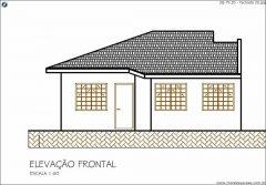 Casa 3 Quartos  –  79.2m²