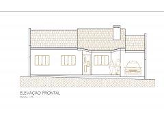 Casa 3 Quartos  –  87.81m²