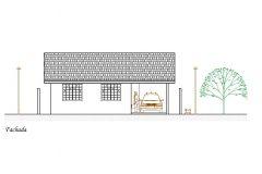 Casa 3 Quartos  –  88.48m²