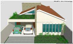 Casa 3 Quartos  –  93.74m²