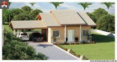Casa 1 Quarto  –  81.14m²