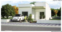 Casa 2 Quartos  –  75.61m²