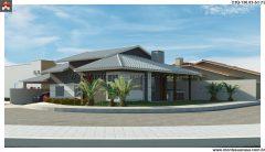 Casa 3 Quartos  –  136.03m²