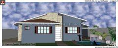 Casa 3 Quartos  –  135.85m²
