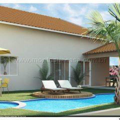 Casa 3 Quartos  –  239.4m²