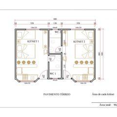 Condomínio  –  20.6m²