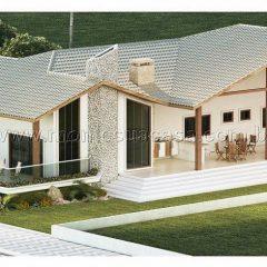 Casa 6 Quartos  –  253.03m²