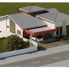 Casa 4 Quartos  –  255.22m²