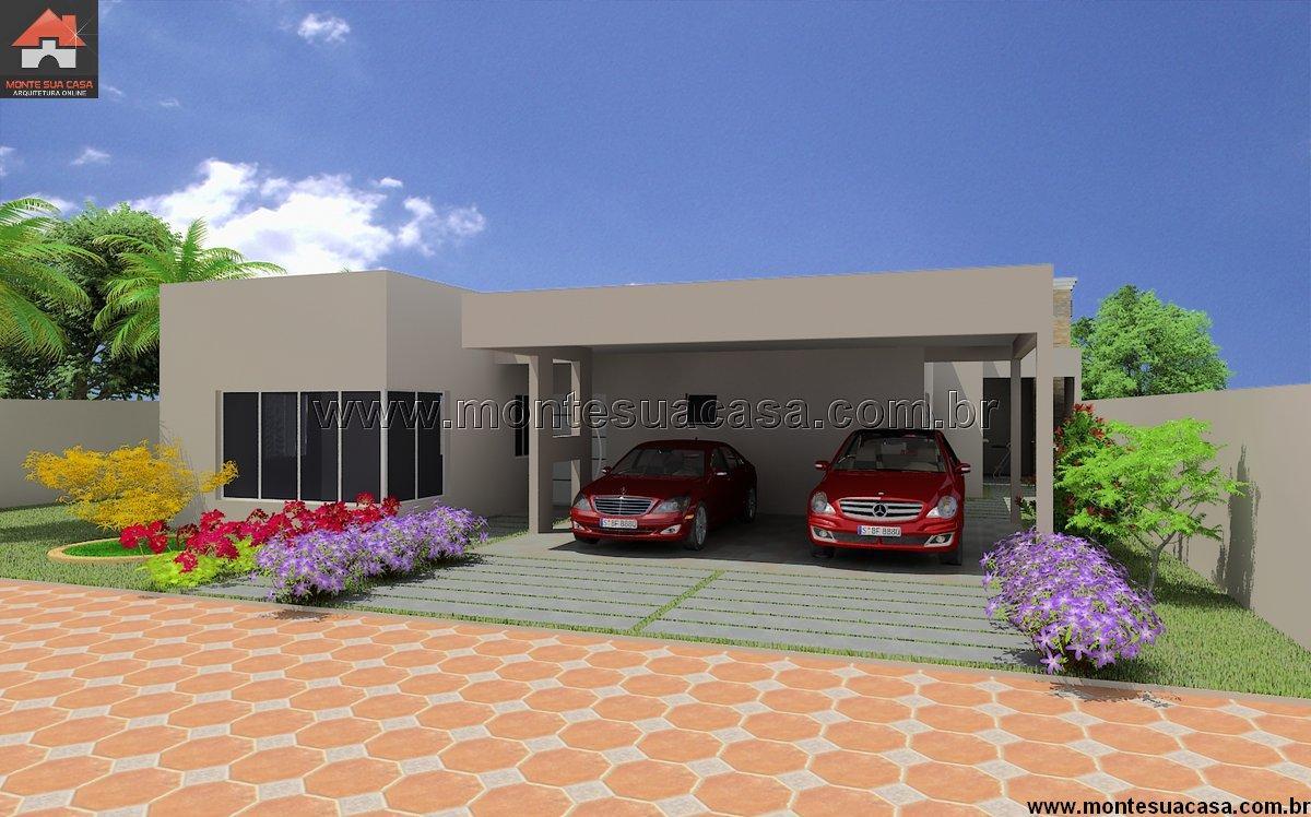 Casa 3 Quartos  -  198.64m²
