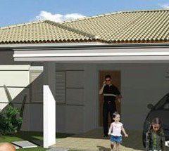 Casa 3 Quartos  –  122.11m²