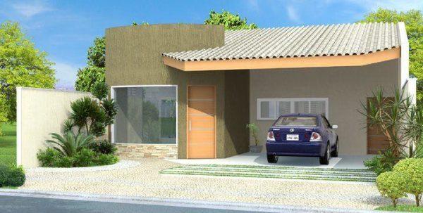 Casa 3 Quartos  -  127.87m²