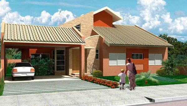 Casa 3 Quartos  -  165.28m²