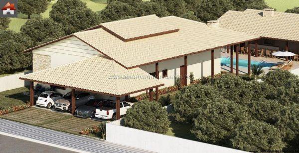 Casa 4 Quartos  -  213.53m²