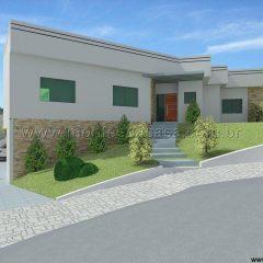Casa 4 Quartos  –  379.35m²