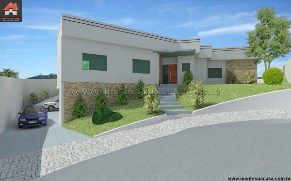 Casa 4 Quartos  -  379.35m²