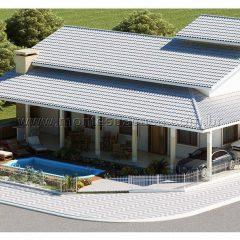 Casa 3 Quartos  –  212.56m²