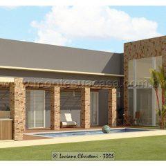 Casa 3 Quartos  –  207.93m²