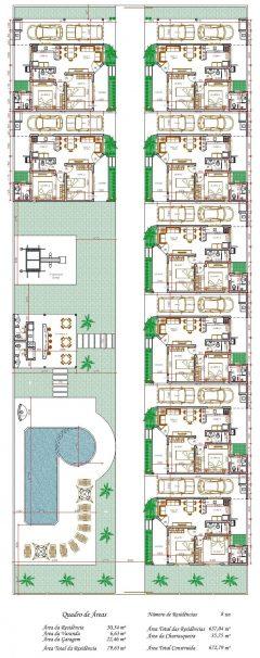 Condomínio  –  79.63m²