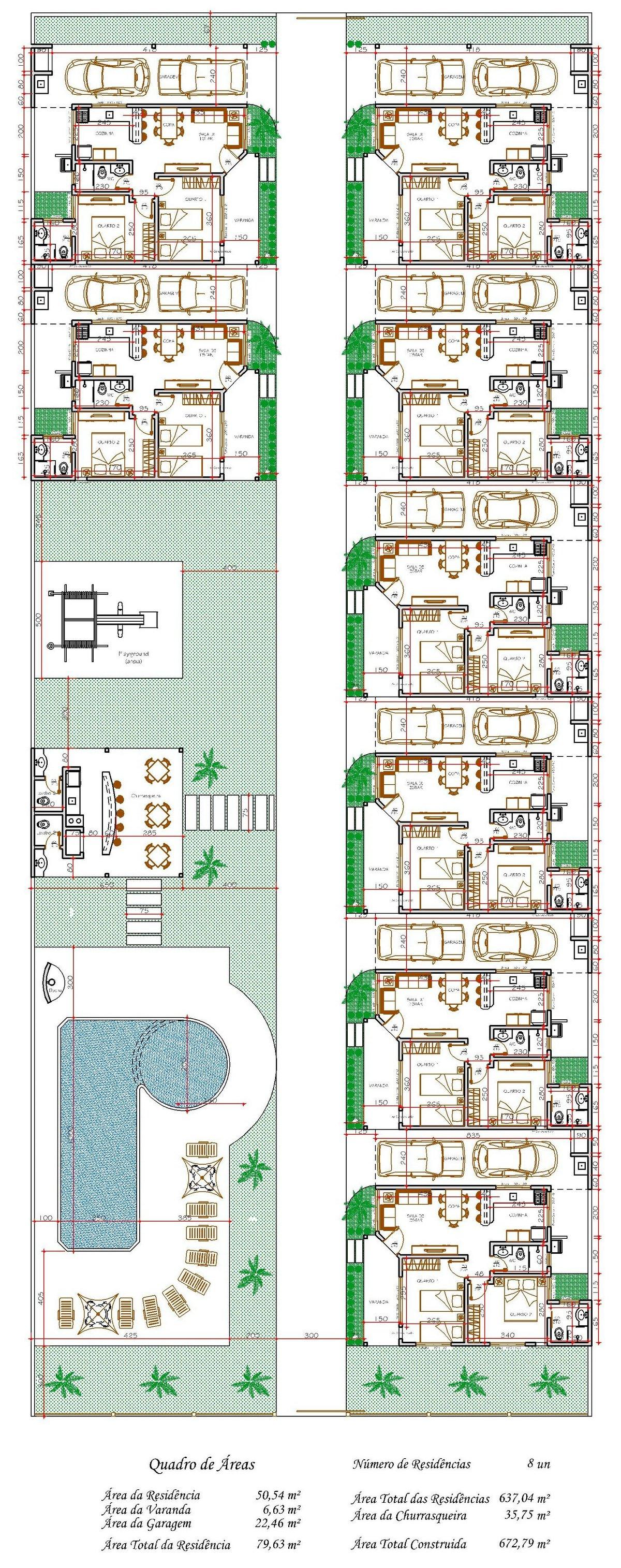 Condomínio  -  79.63m²