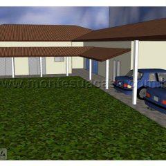 Casa 5 Quartos  –  443.88m²