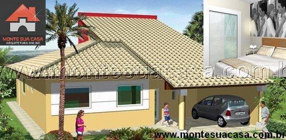 Casa 3 quartos  -  198.17m²