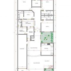 Casa 4 Quartos  –  280.84m²