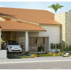 Casa 3 Quartos  –  202.85m²