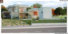 Casa 3 Quartos  –  209.44m²