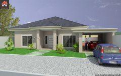 Casa 3 Quartos  –  276.8m²