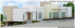 Casa 3 Quartos  –  372.65m²
