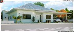 Casa 3 Quartos  –  171.71m²