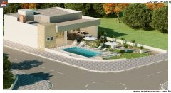 Casa 3 Quartos  –  207.34m²