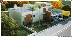 Casa 3 Quartos  –  220.71m²